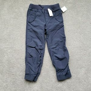 Baby Gap joggers lined